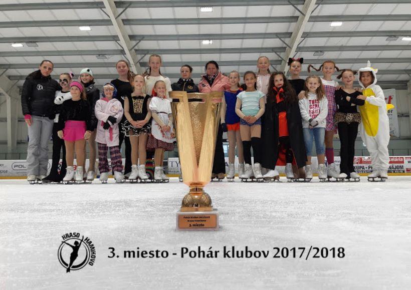 KRASO HAMIKOVO - skvelá sezóna 2017/2018