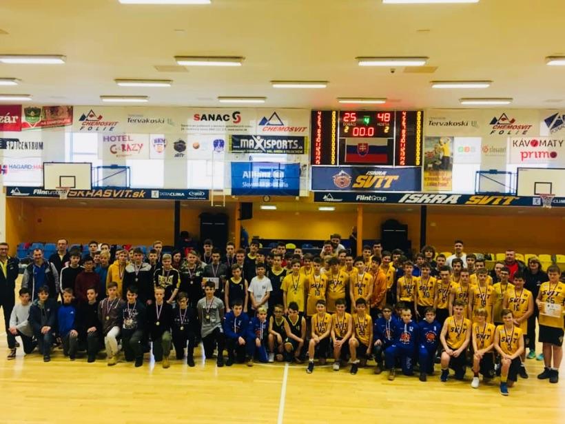 Medzinárodný turnaj starších žiakov U15 vo Svite 27.12. – 30.12. 2018