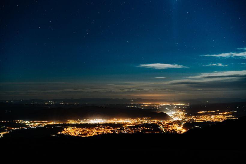 Ako sa fotí nočná obloha