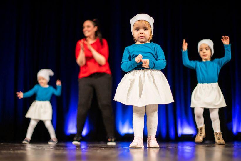 Čo je počas tancovania s deťmi dôležité?