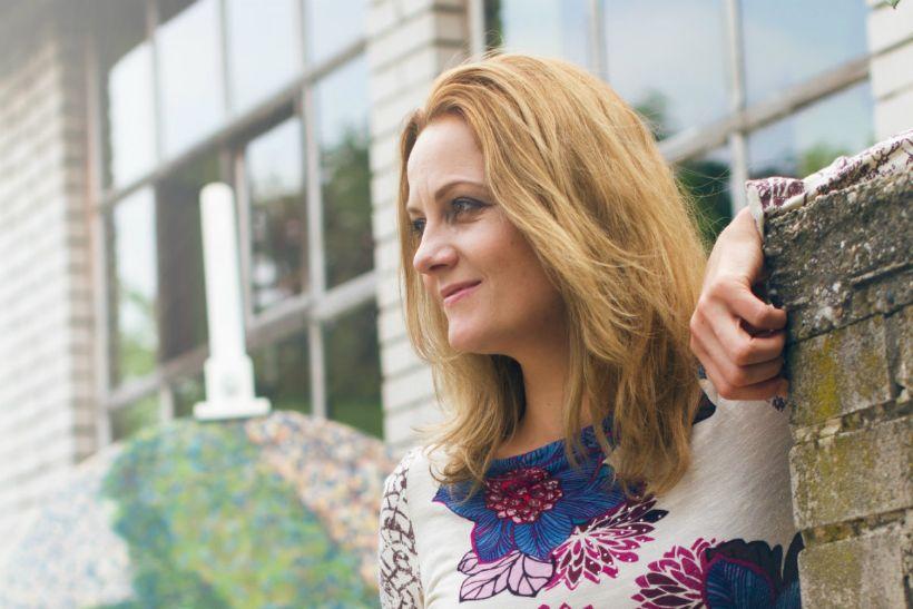 Príbeh arteterapeutky Zuzany Medzay: Maľujem z veľkej bolesti