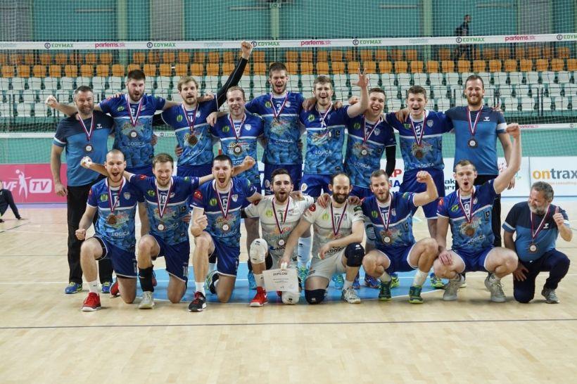 Ďalšia medaila na krku: Nitra sa teší z BRONZOVEJ sezóny!