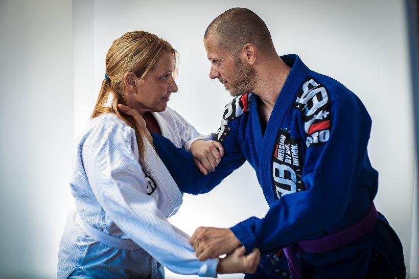 História Ju-Jitsu