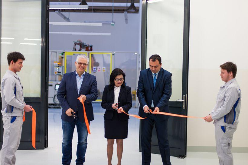 Nové robotické laboratórium