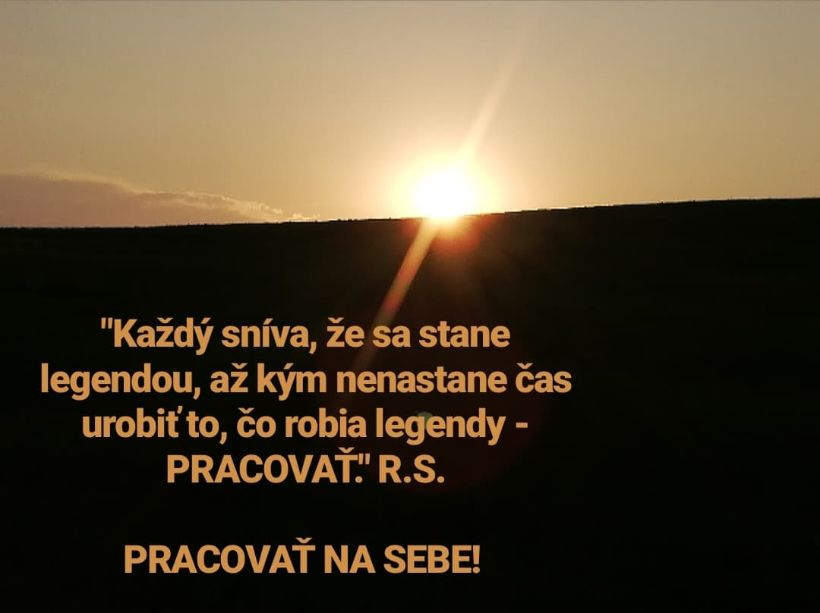 OVLÁDNI SVOJE RÁNO, POZDVIHNI SVOJ ŽIVOT!