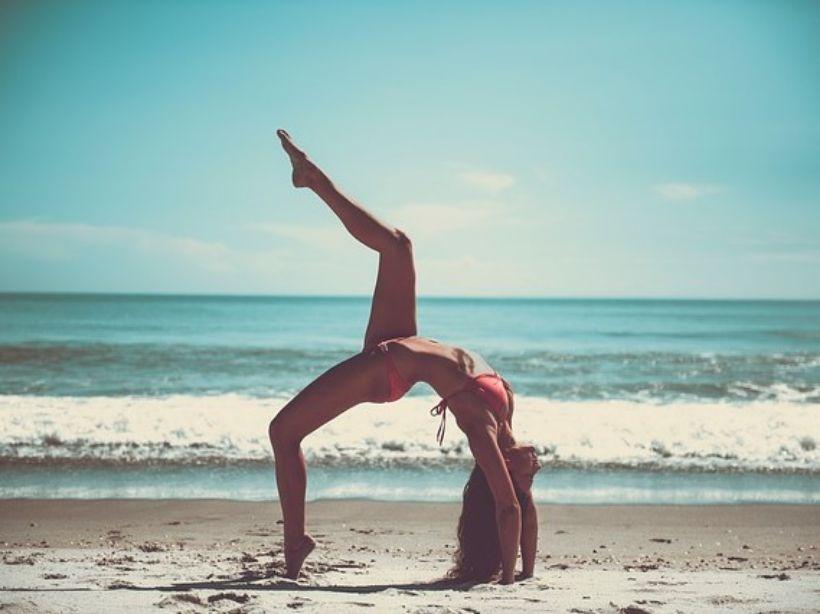 Cvičte na piesku aj počas dovolenky