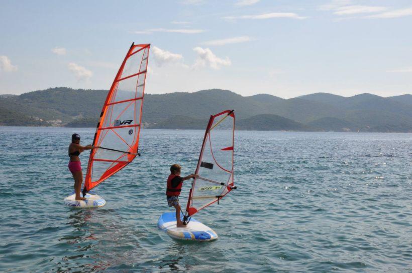 O windsurfingu - Poloostrov Pelječac