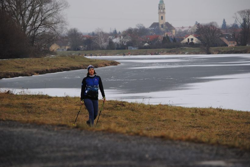 ROZHOVOR : Inštruktorka severskej chôdze Martina Hesková: Nordic walking rozjasňuje myseľ a upokojuje dušu