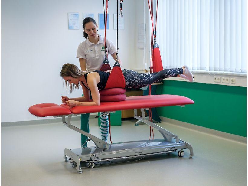 Redcord – rehabilitačný nástroj pre liečbu, ale aj funkčný tréning