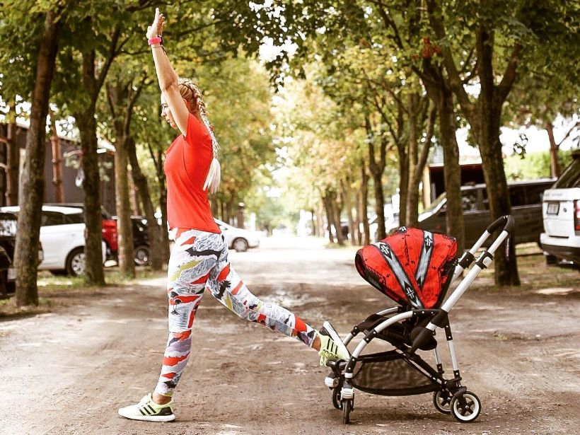 STROLLERING® - zažite materskú v pohybe