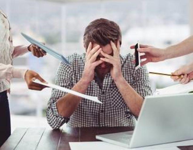 Čo spôsobuje manažérov stres?