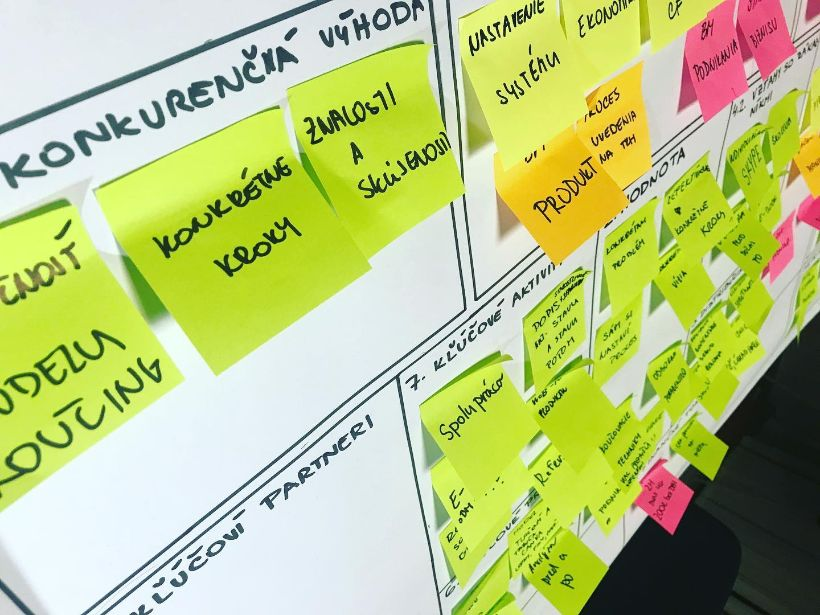 Aké kroky je potrebné urobiť, aby ste zlepšili svoj biznis?