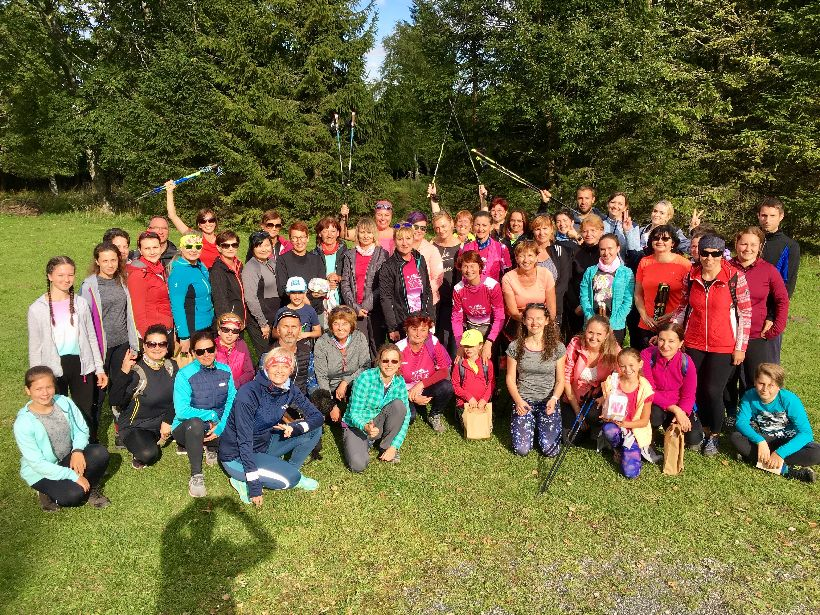 Nordic walking deň v Belianskych Tatrách