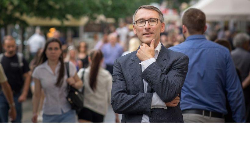 Kto je Peter Urbanec a ako sa stal najinšpiratívnejším Čecho-Slovákom?