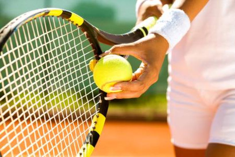 Naučte sa hrať tenis