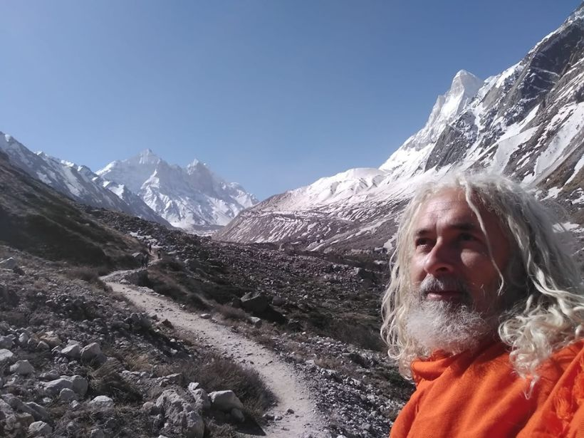 Krija Joga kurz zo Swamim Dayanandom