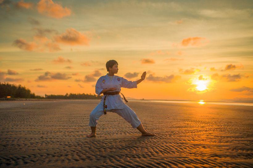 Letné sústredenie Centra mládeže karate Banská Bystrica
