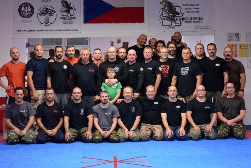 SYSTEMA TRNAVA: Nábor nových členov (ruské bojové umenie)