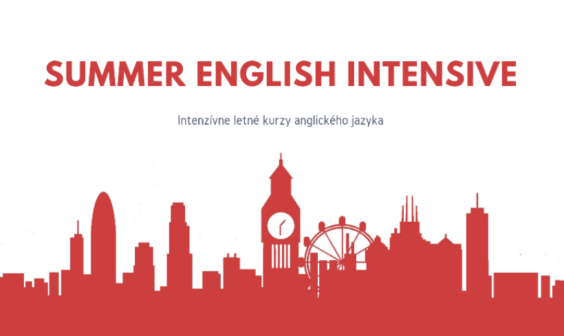 SUMMER ENGLISH INTENSIVE