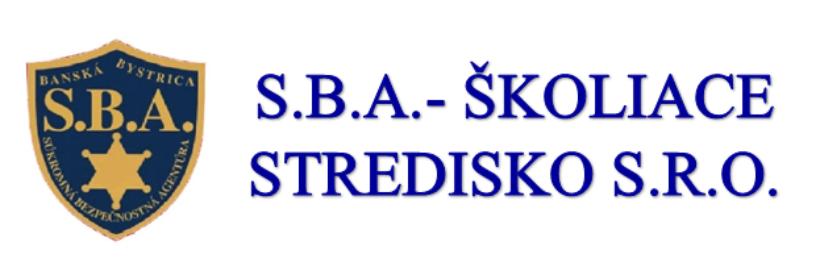 Kurzy SBS Bynskobystrický a Žilinský kraj