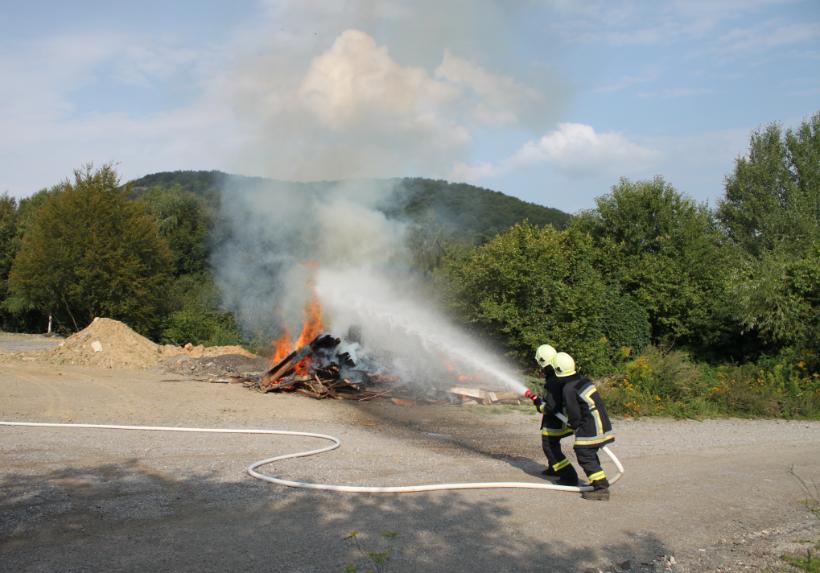 Marec 2020 - Základná odborná príprava členov hasičských jednotiek (dobrovoľní hasiči)