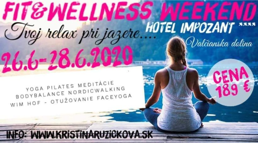 Fit and wellness weekend