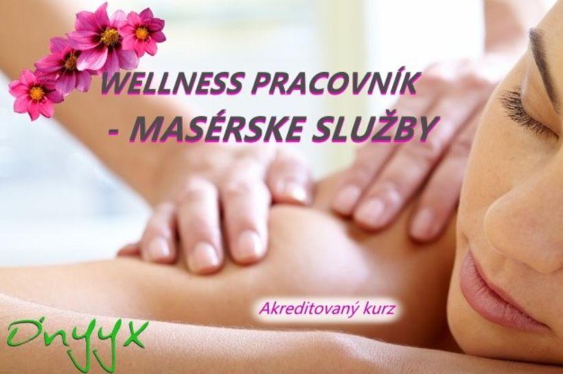 Wellness pracovník - masérske služby