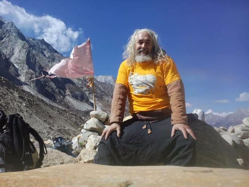 Učiteľ Krija Jógy - jógy duše, sprievodca Indiou a Himalájami, AvatarFest.sk, AvatarShop.sk