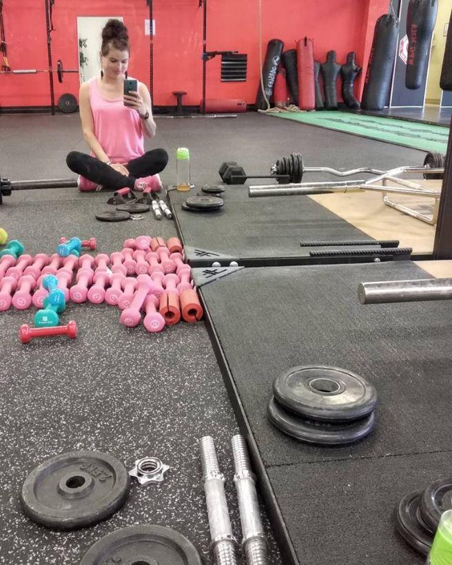 Monika Rišová osobný tréner, fitness