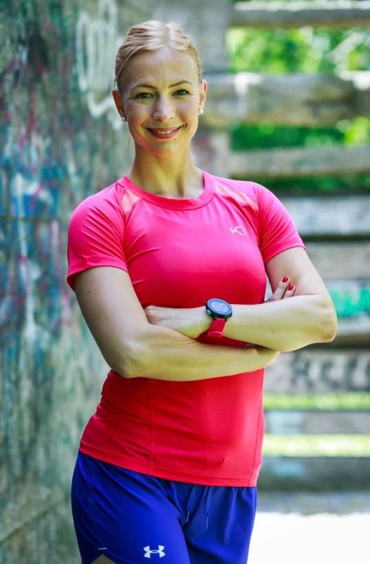 Lucia Moncman